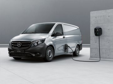 Dit kost de Mercedes-Benz eVito Launch Edition